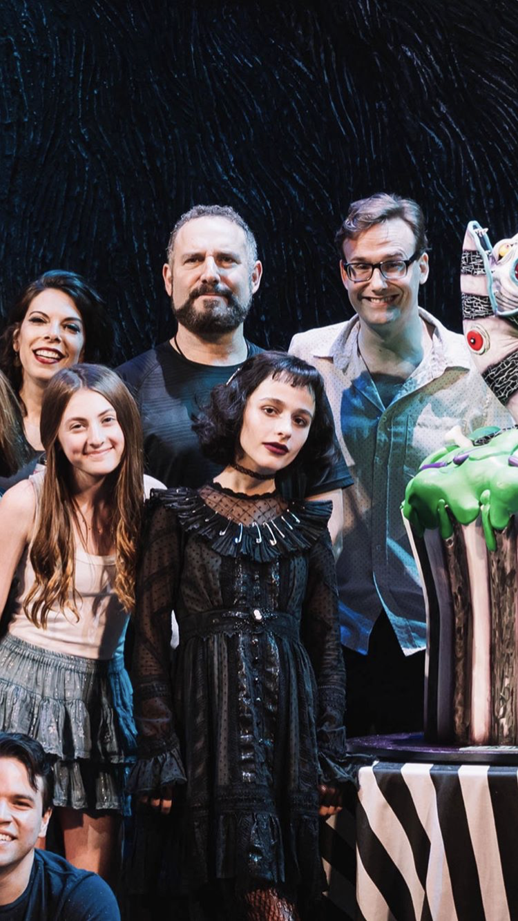 Happy 100th Show Beetlejuice Beetlejuice Cast Beetlejuice Lydia Beetlejuice