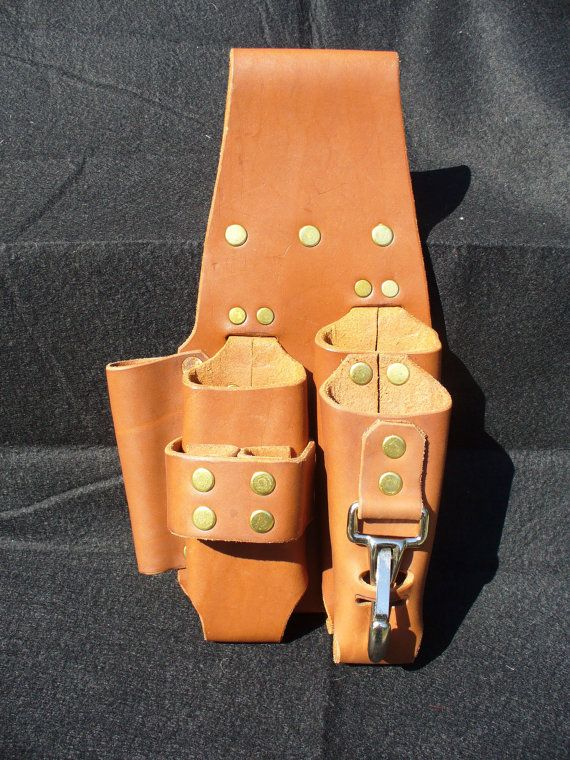 rodbuster tools. this is a tool pouch for an ironworker, rodbuster and designed to carry keel tools