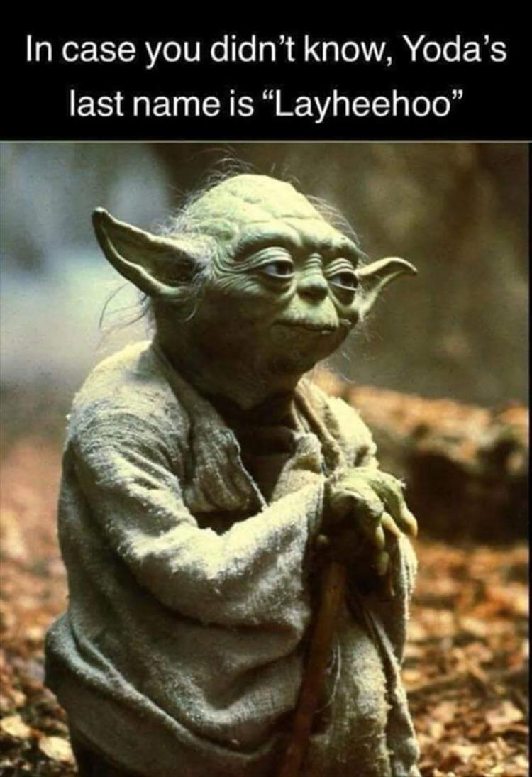 Afternoon Funny Meme Dump 39 Pics Star Wars Humor Funny Puns Funny Puns Jokes