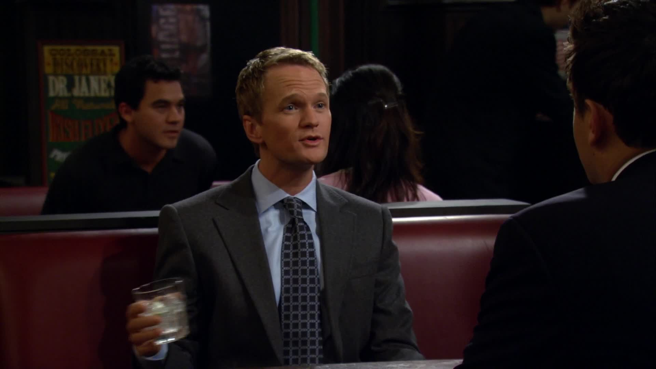 Assistindo How I Met Your Mother 1x17 Life Among the Gorillas