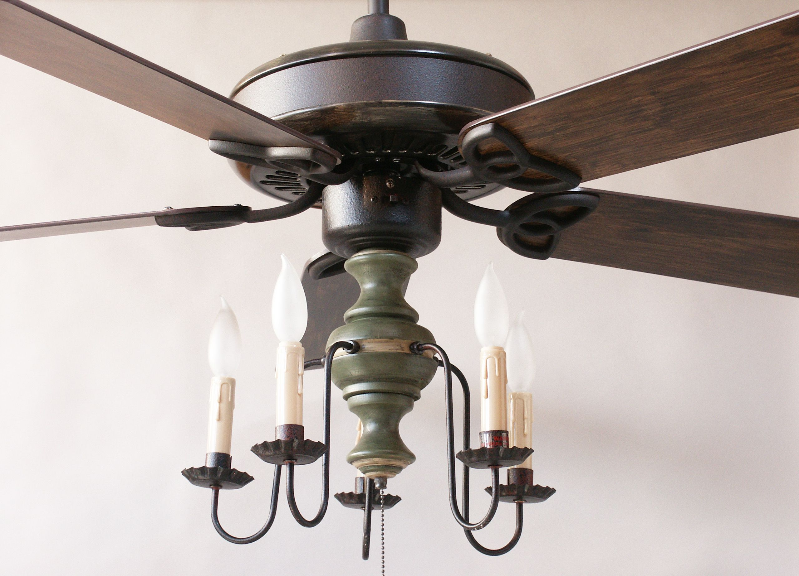 Garber S Crafted Primitive Ceiling Fans