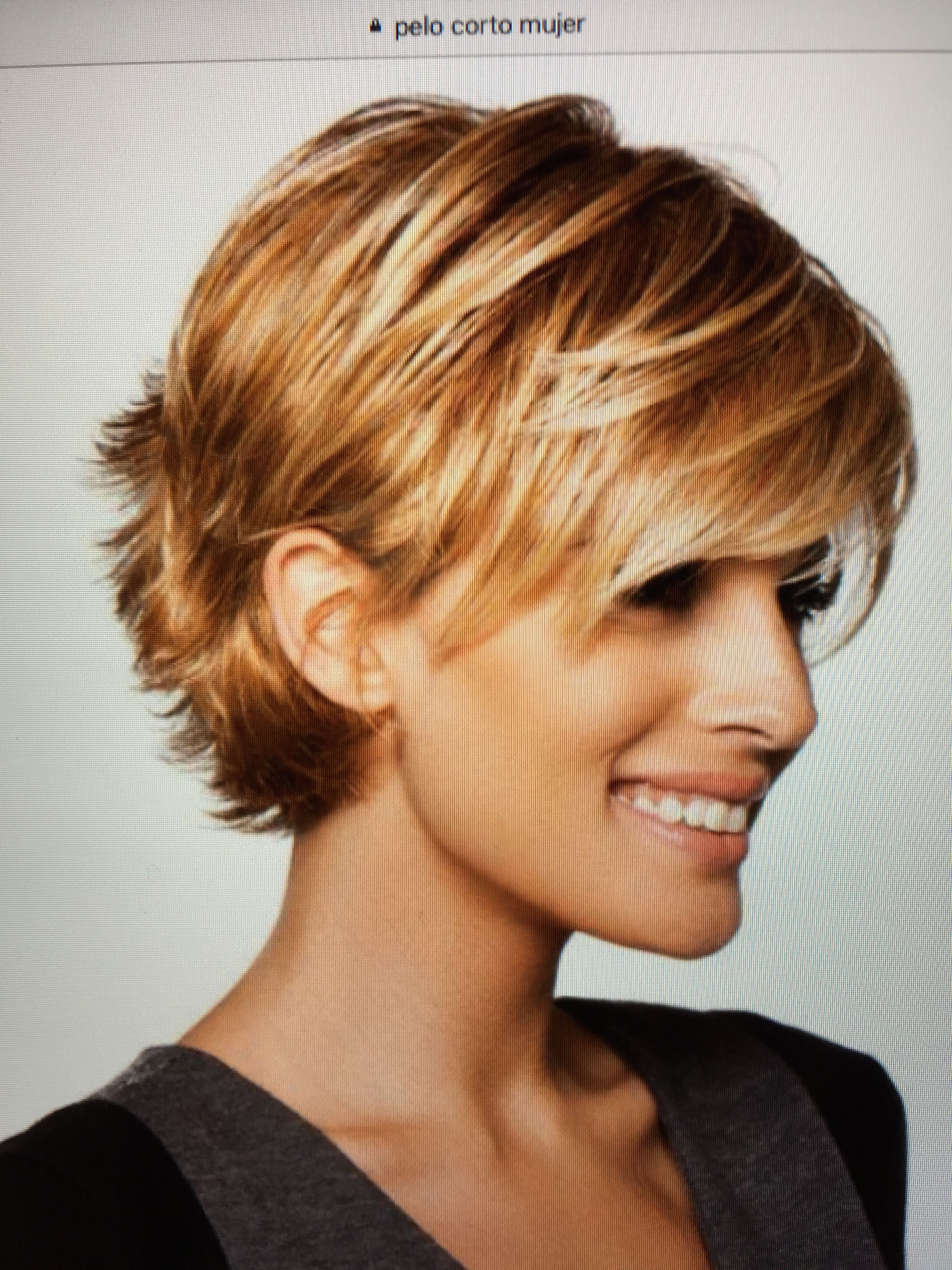Medium Short Hairstyles Gorgeous Pinmari Nousiainen On Hair Style  Pinterest  Hair Style