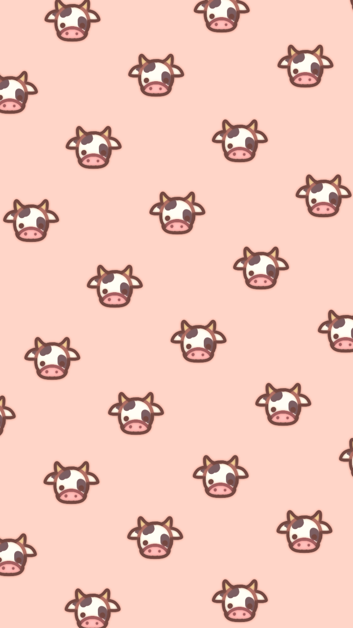 Cute Wallpapers Cow