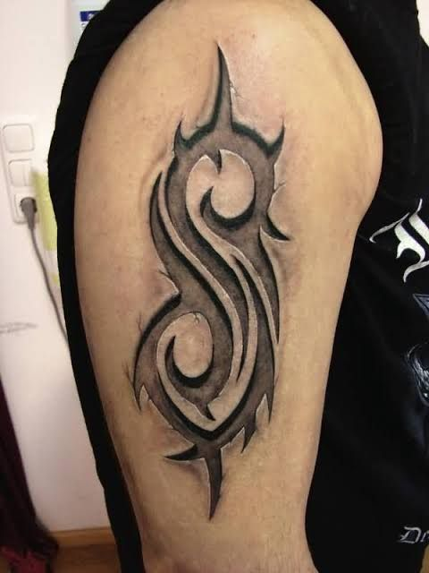 Slipknot tatuajes pinterest slipknot tattoo and for Tattoos slipknot logo