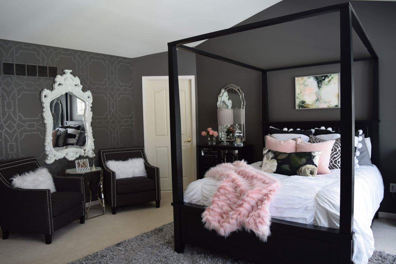 Master bedroom shelves above the bed  liketkqMDx liketkit liketoknow  Ideas for my