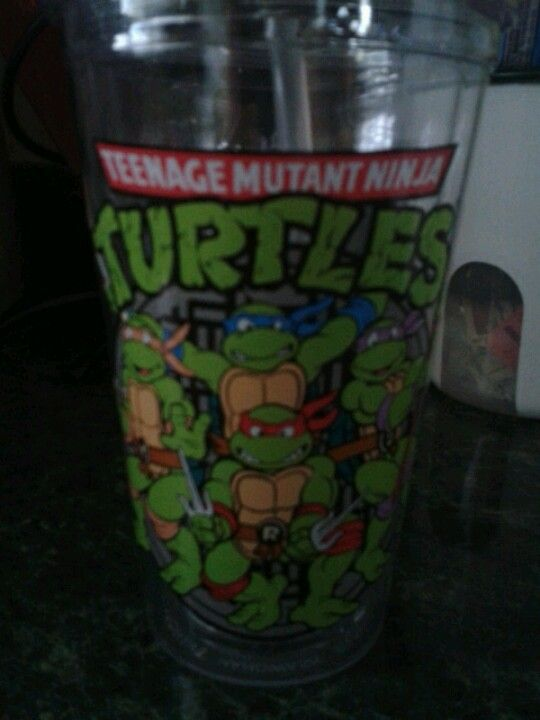 my cup from walmart!