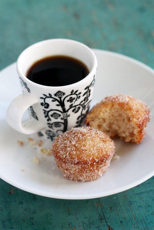 Donitsimuffinssit / Fanni ja Kaneli