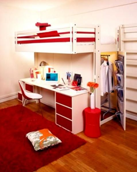 bedroom home furniture design for small space, loft bedespace