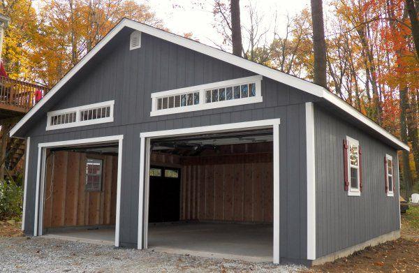 2 Car Garage Prices Va Building A Garage Garage Prices Timber