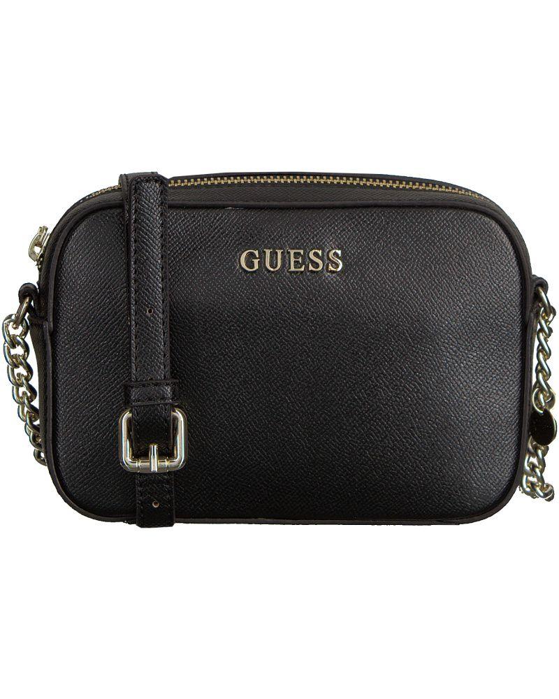Kleine schwarze Tasche von Guess