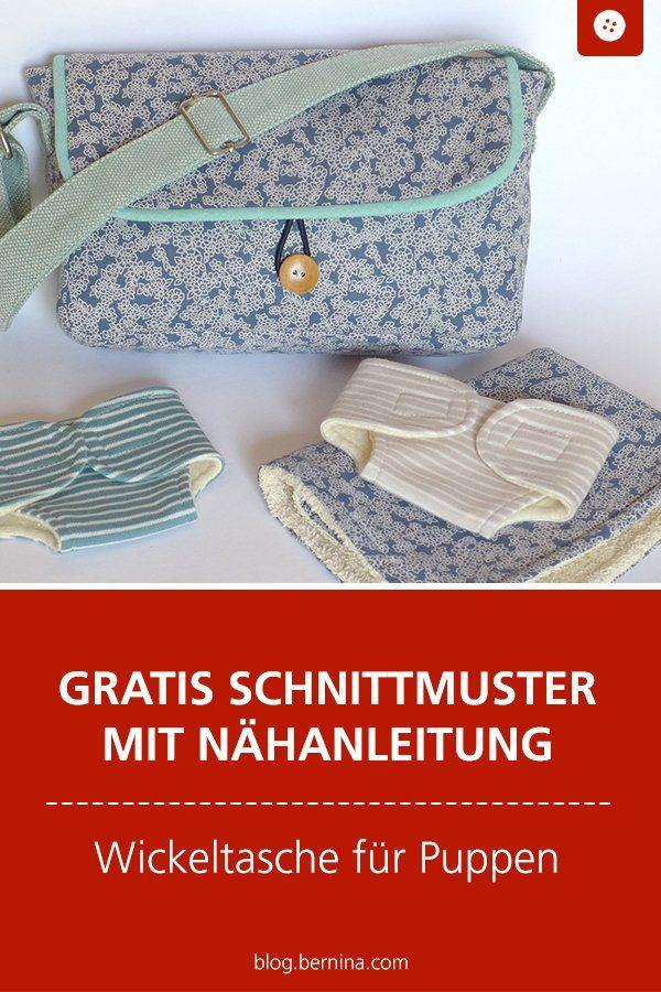 Photo of Wickeltasche für Puppeneltern – ein Leitfaden »BERNINA Blog