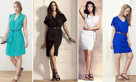 Vestidos De Tallas Grandes Para Ir A Un Bautizo Vestidos De Talla Grande Moda Vestidos