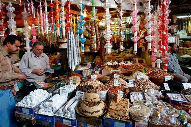 الگاردينيا مجلة ثقافية عامة بغداديات حلويات ايام زمان Culinary Destinations Baghdad Food Culture