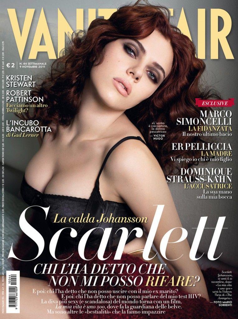 Scarlett Johansson En Couverture De Vanity Fair Vanityfair Celebrities Photography Scarlettjohansson Vanity Fair Magazine Scarlett Johansson Scarlett