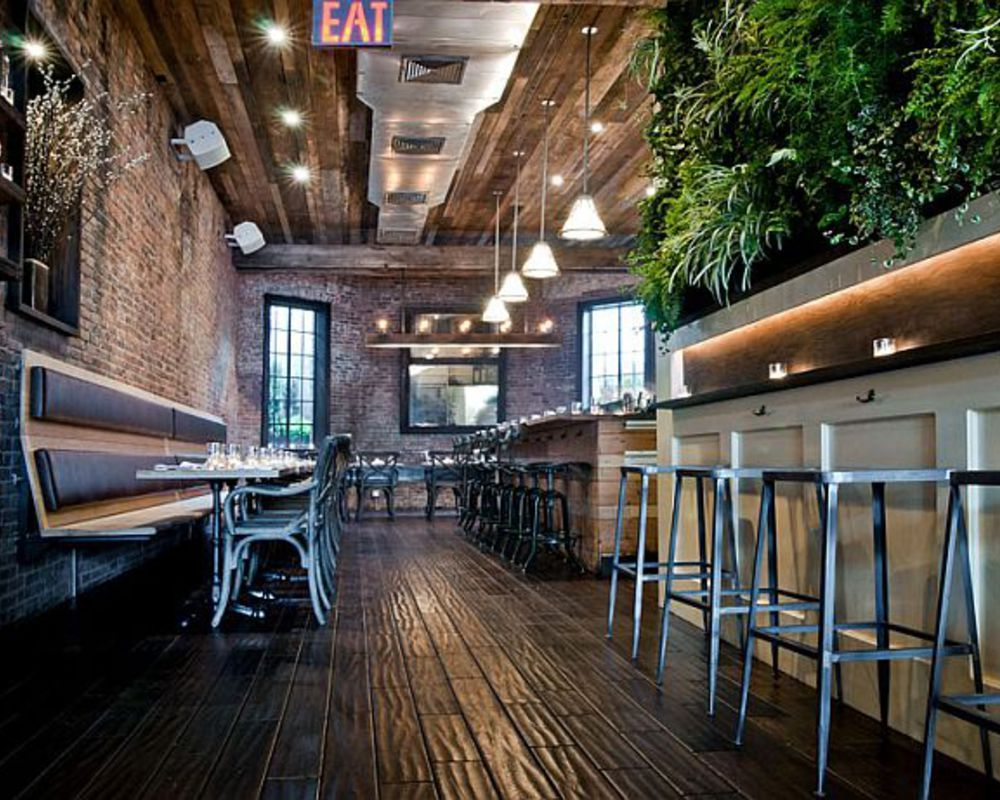 industrial interior design | colonie restaurantmadesign new