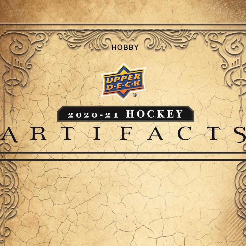 Pin On 2020 21 Hockey Cards Checklists And Set Details