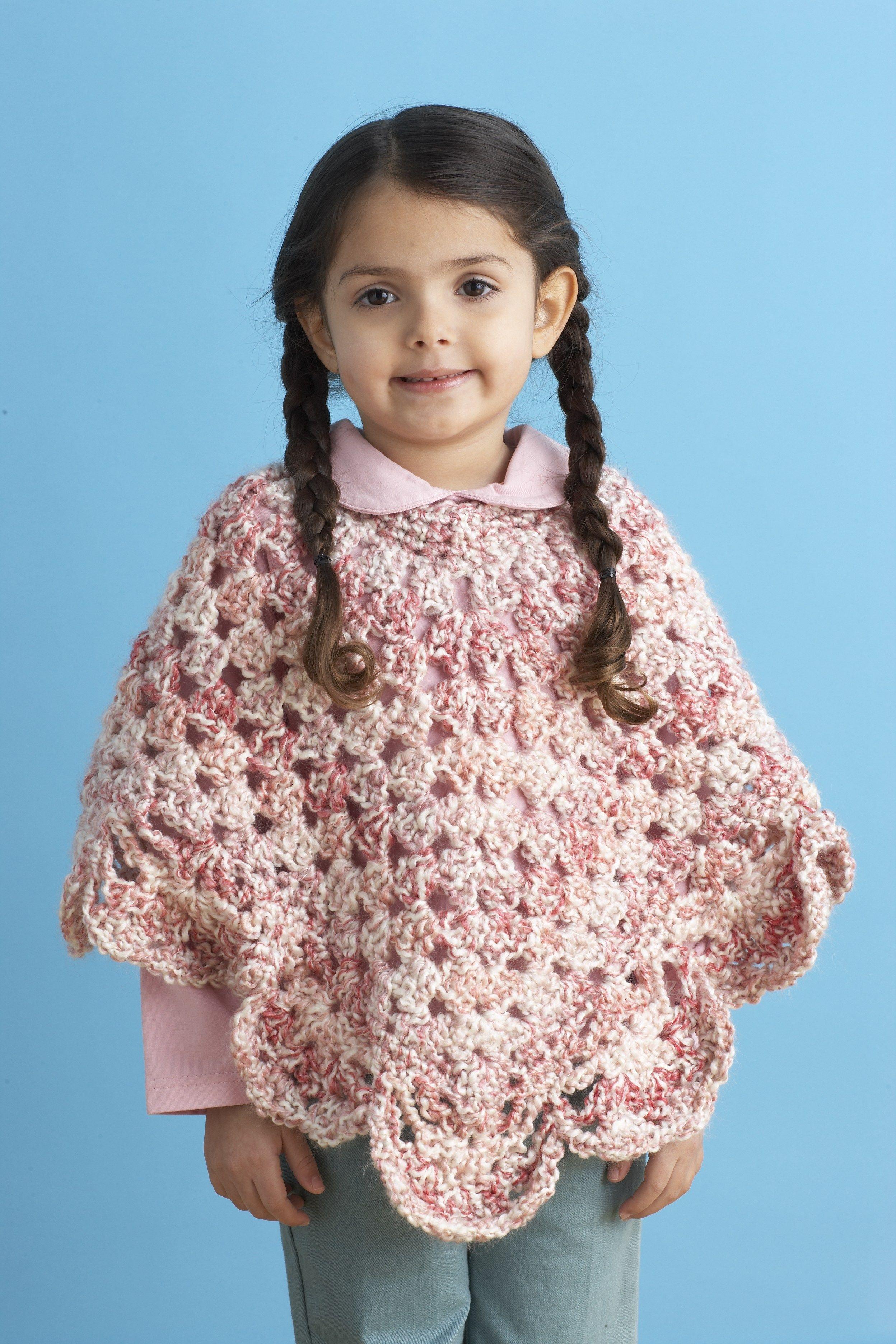 Crochet Poncho Patterns and Styles Free, online poncho crochet ...
