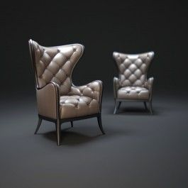 Mobilidea armchairs 3D model