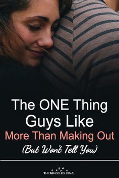 The ONE Thing Guys Like More Than Sex (But Won't T