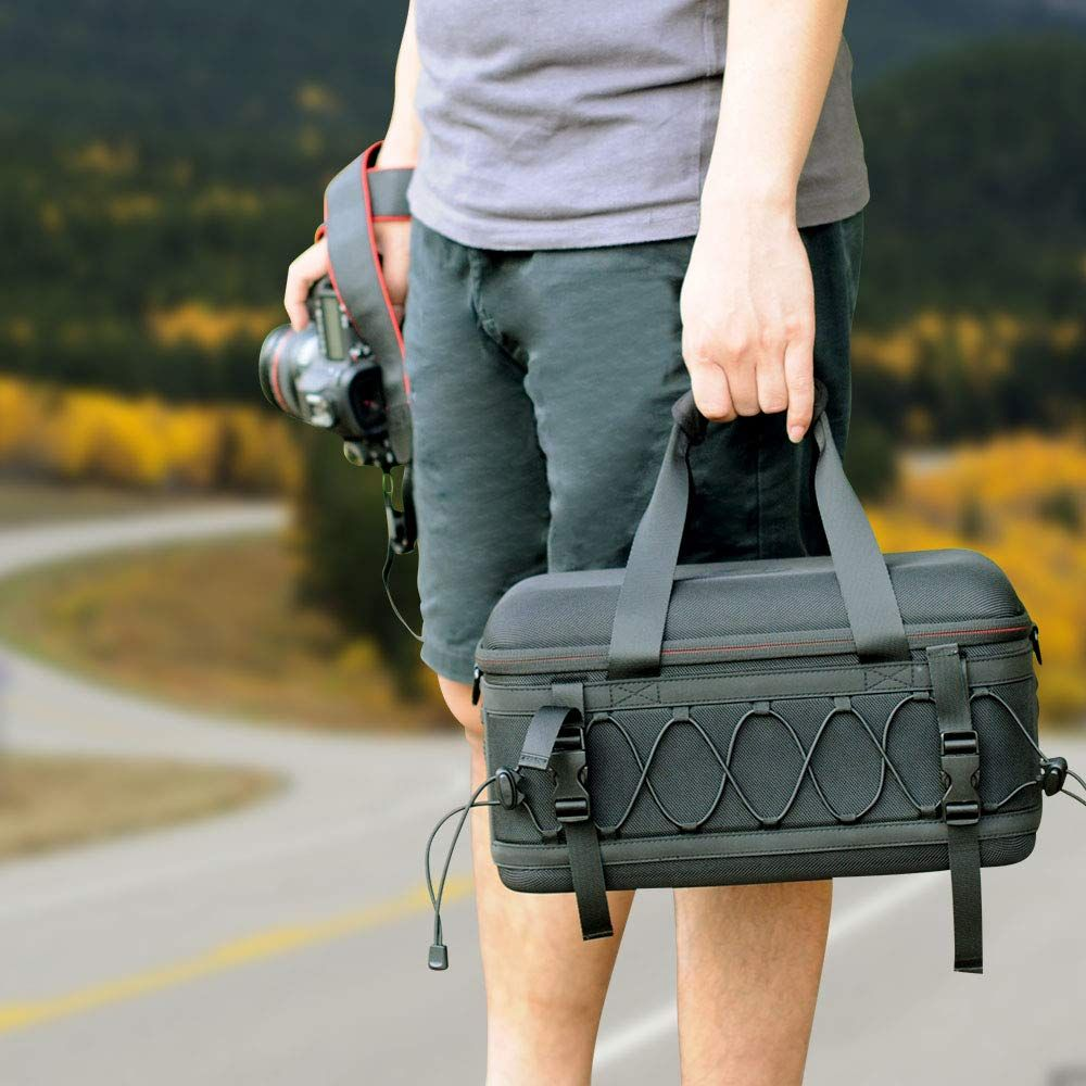 Smatree Dslr Slr Camera Sling Bag Compatible With Nikon Canon Sony Pentax Travel Photography Gadget Shoulder Bag For M In 2020 Camera Sling Sling Bag Shoulder Bag Men