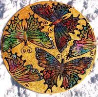 Kimimila Butterfly Quilt Pattern - via @Craftsy