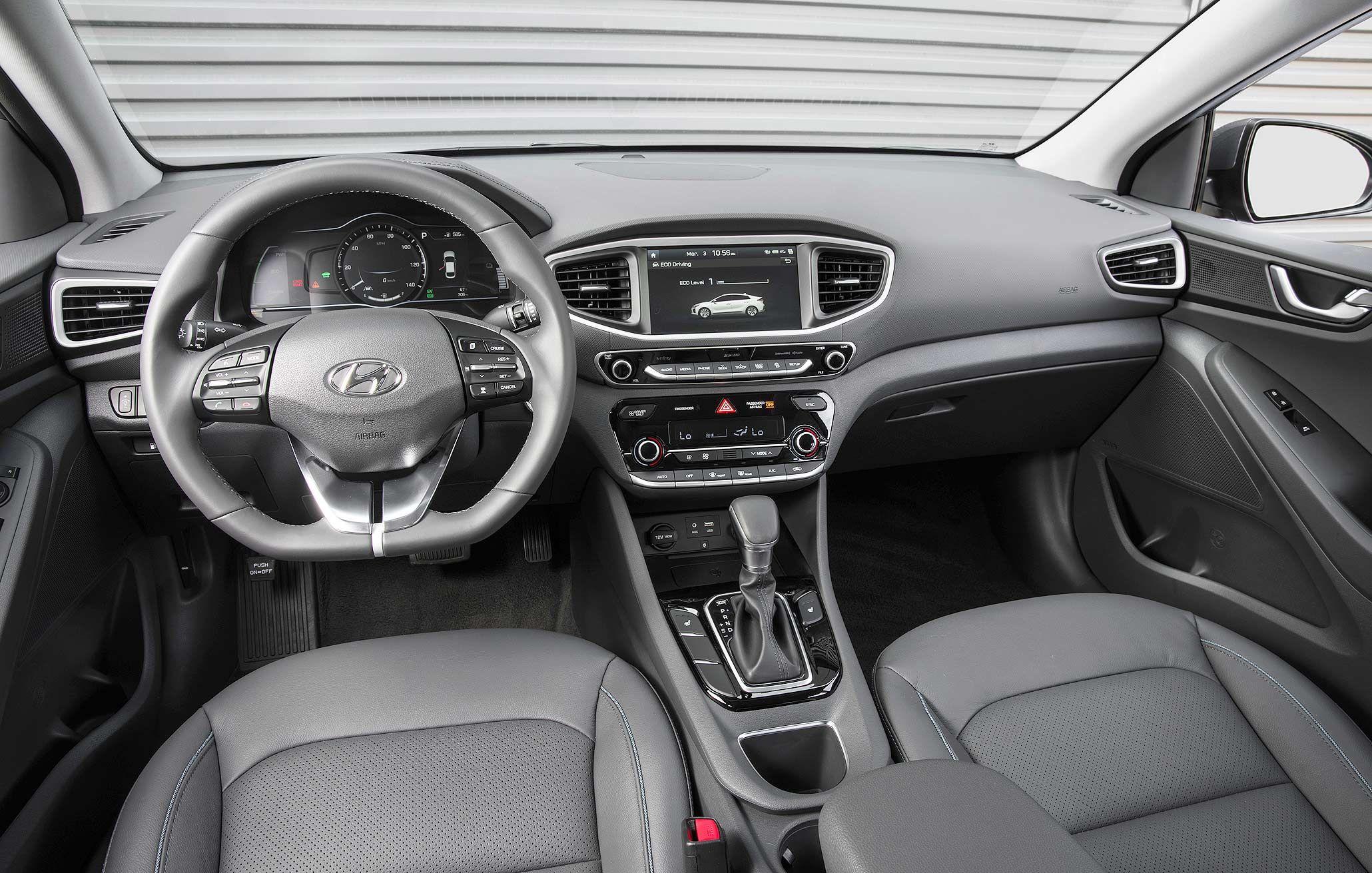 2019 Hyundai Ioniq For Sale Interior And Exterior