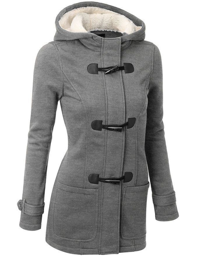 Winter Jacket Women Hooded Winter Coat Fashion Autumn Women Parka ...