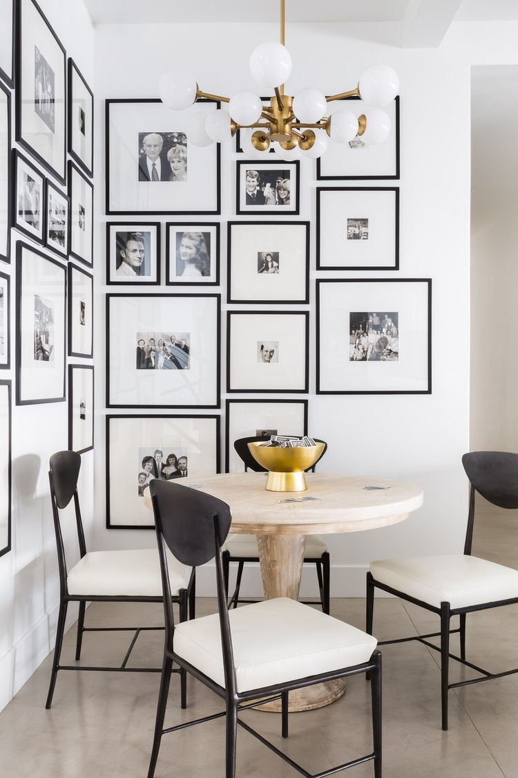 Pin by rita on home decor pinterest gallery wall dining and