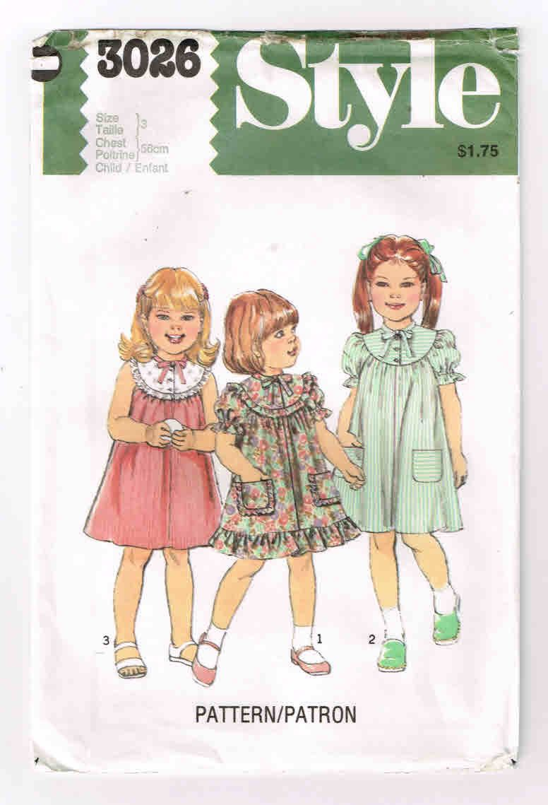 Romper Pattern Sweet Jumper 14 inch Betsy McCall ~ SGD Blouse