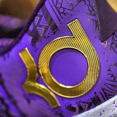 2014 Nike KD 6 VI BHM Sneaker Available NOW (Detailed Look)