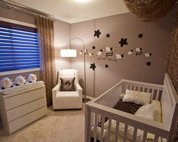 La décoration murale chambre bébé - comment faire pour avoir l ...
