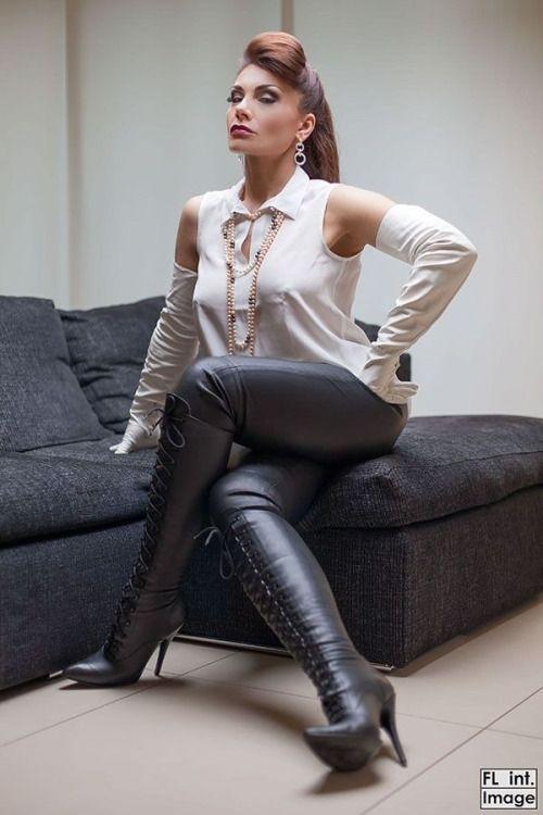 Overknees Femmes En Noir - Flirt Flirt Corps Du Corps NNt21hu60