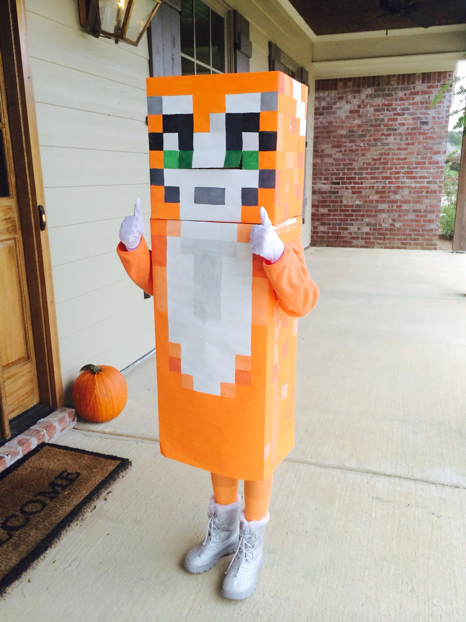 Stampylongnose costume. Stampy Cat DIY. Stampycat. | costumes ...