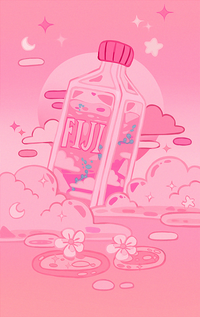 F I J I By Rolpink On Deviantart Cute Art Kawaii Wallpaper Art Wallpaper