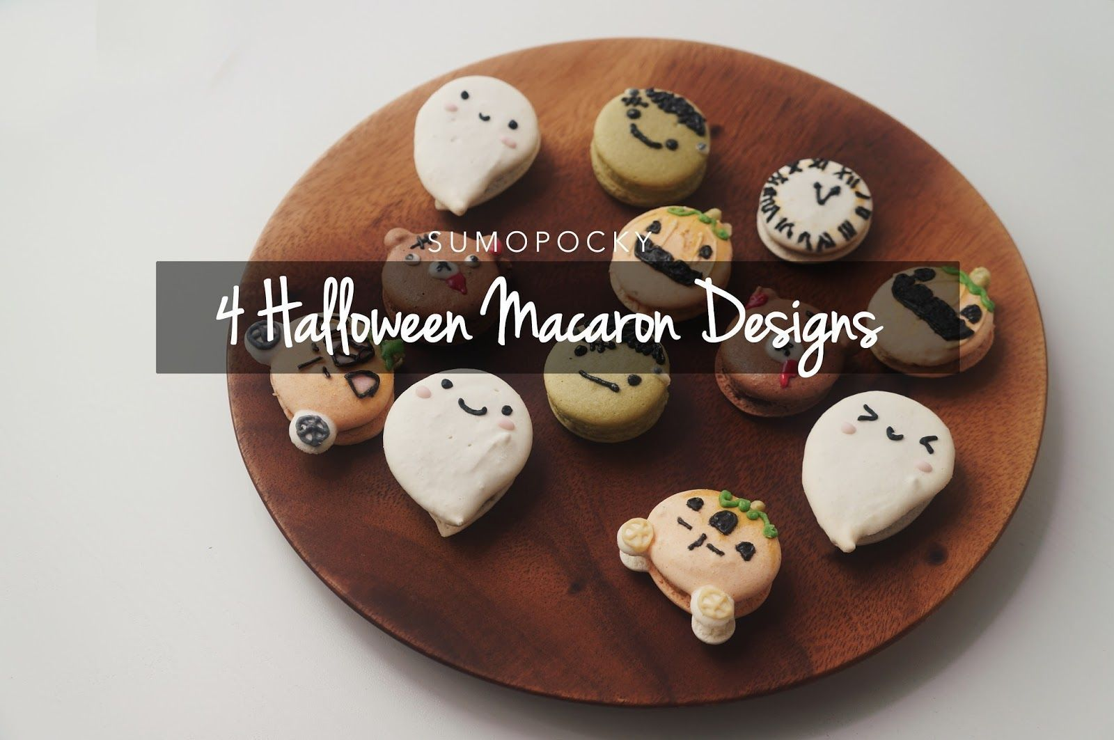 4 Cute Halloween Macaron Designs #halloweenmacarons 4 CUTE HALLOWEEN MACARON DESIGNS #halloweenmacarons 4 Cute Halloween Macaron Designs #halloweenmacarons 4 CUTE HALLOWEEN MACARON DESIGNS