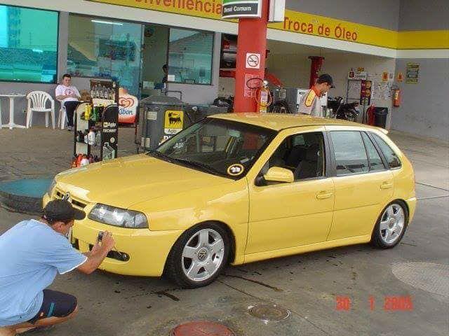 Gol G3 16v Turbo Tuning  db01ac53c05b8