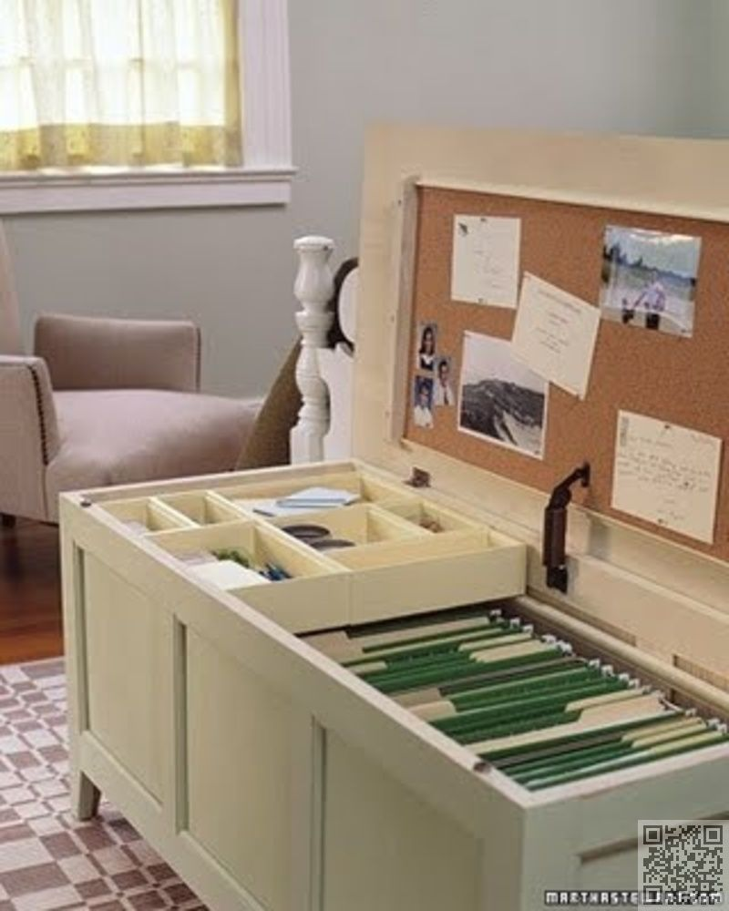 4 file cabinet bench 10 unique ways to organize your home rh pinterest com ideas to organize a bedroom ideas to organize a bedroom