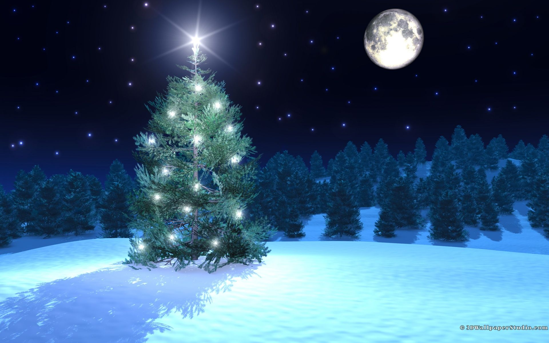 Fondos De Pantalla Ordenador Navidad En Hd Gratis Para
