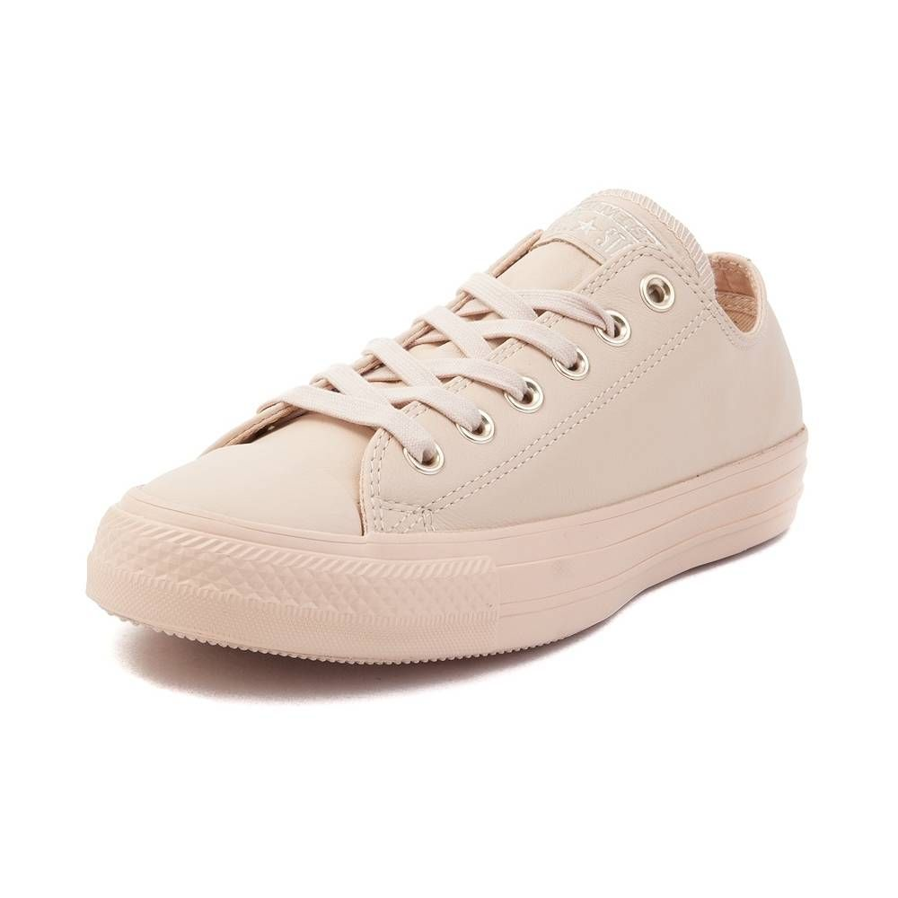 3f139f4265cf Converse Chuck Taylor All Star Blush Lo Leather Sneaker - Ivory Cream -  399479