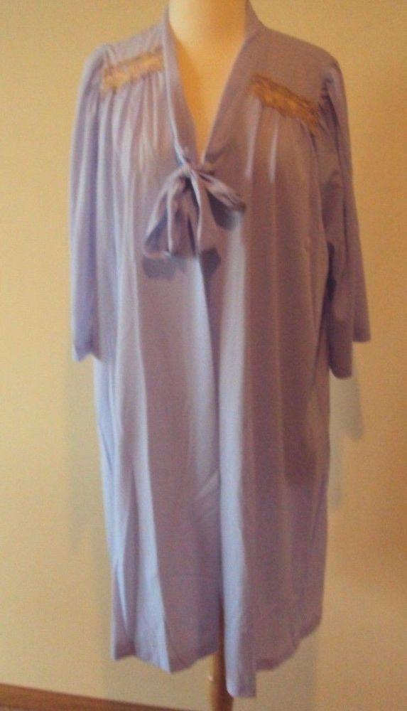 "Robe Shadowline Petals Longsleeve 54/"" long Button down Coat Style 71280"