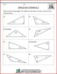 angles in a triangle geometry math worksheets 5th grade vocabulary pinterest geometry. Black Bedroom Furniture Sets. Home Design Ideas