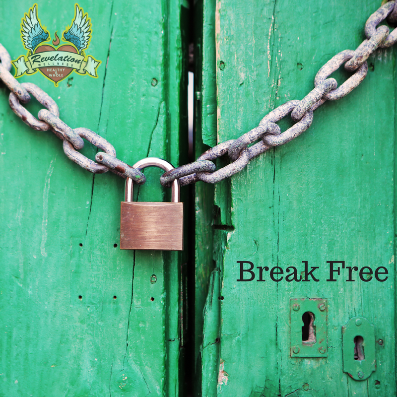 If you feel chained to a number given to you by an instrument that was invented to measure goods, not people, today's your day to break free. revelationwellness.org