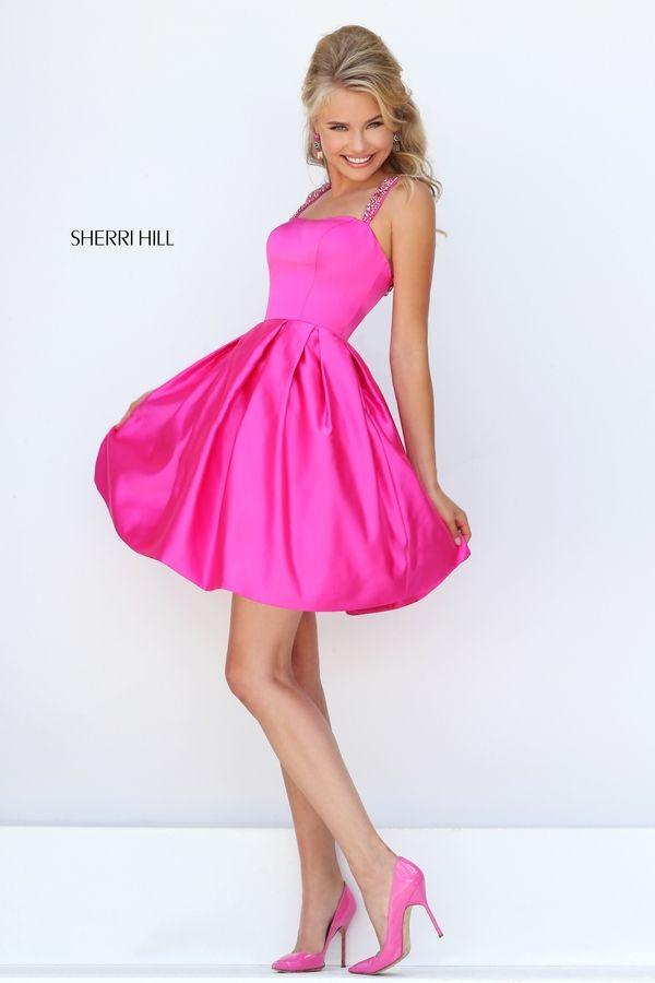 Sherri Hill 50323 | Sherri Hill | Pinterest | Sherri hill, Chicas y ...