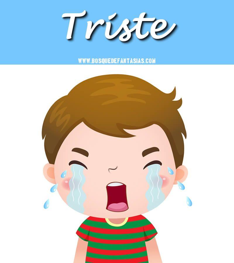 Imagenes Sobre Las Emociones Las Emociones Para Ninos Emociones Preescolares Emociones