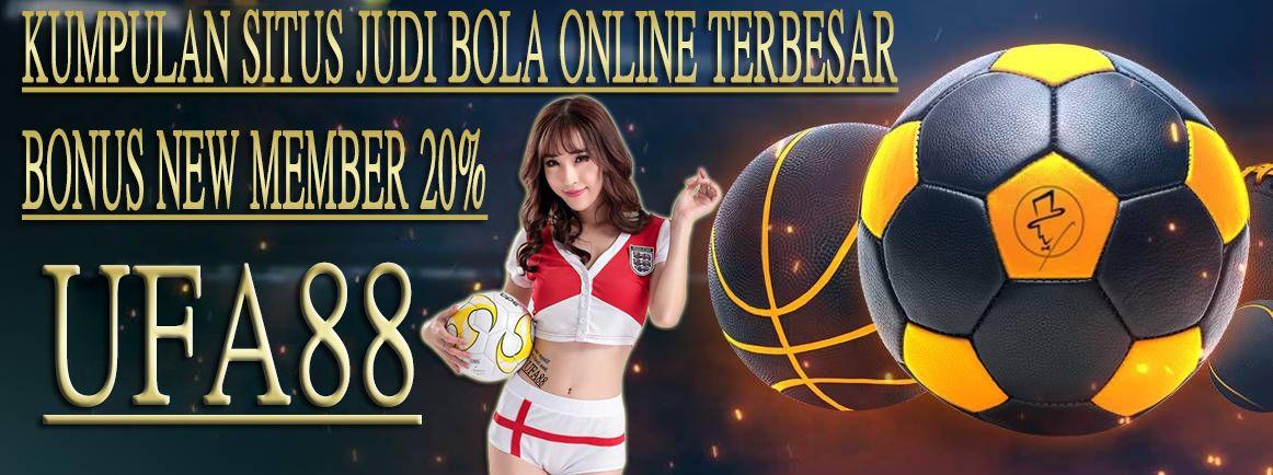 Agen Bola Terpercaya Terbaik Indonesia Sepakbola