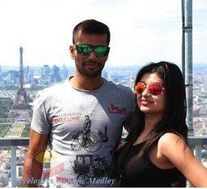 Ashok Dinda Wife