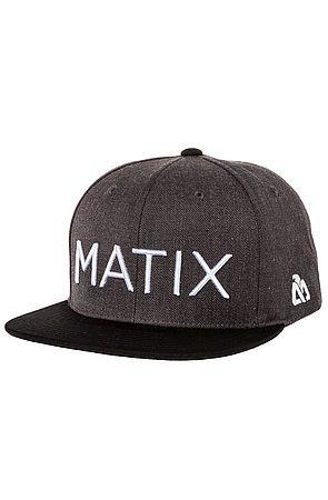 Matix Shop Hat Black