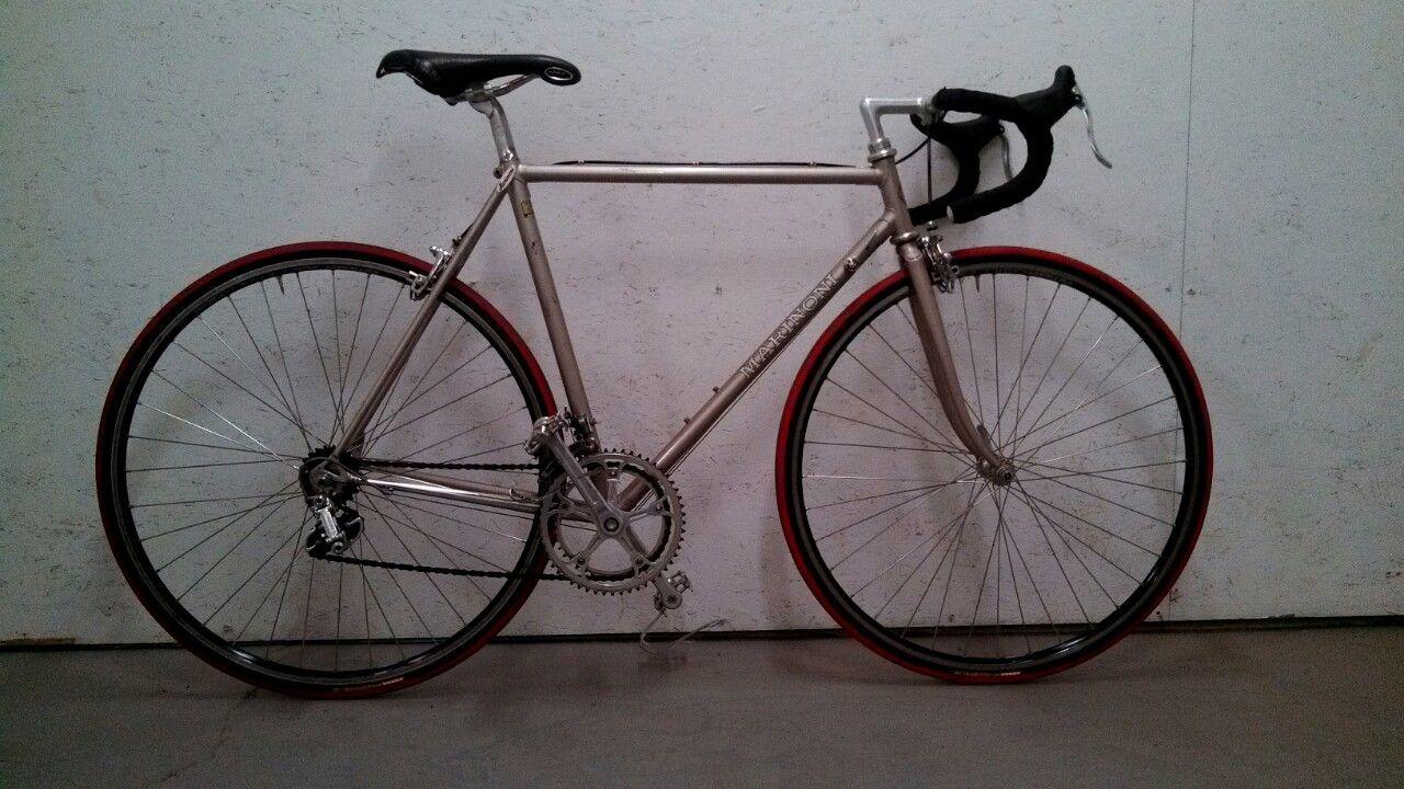 Vintage Marinoni Used Bikes Montreal Used Bikes Custom Bikes Bicycle
