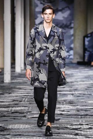 Neil Barrett - Milan Menswear s/s 2016