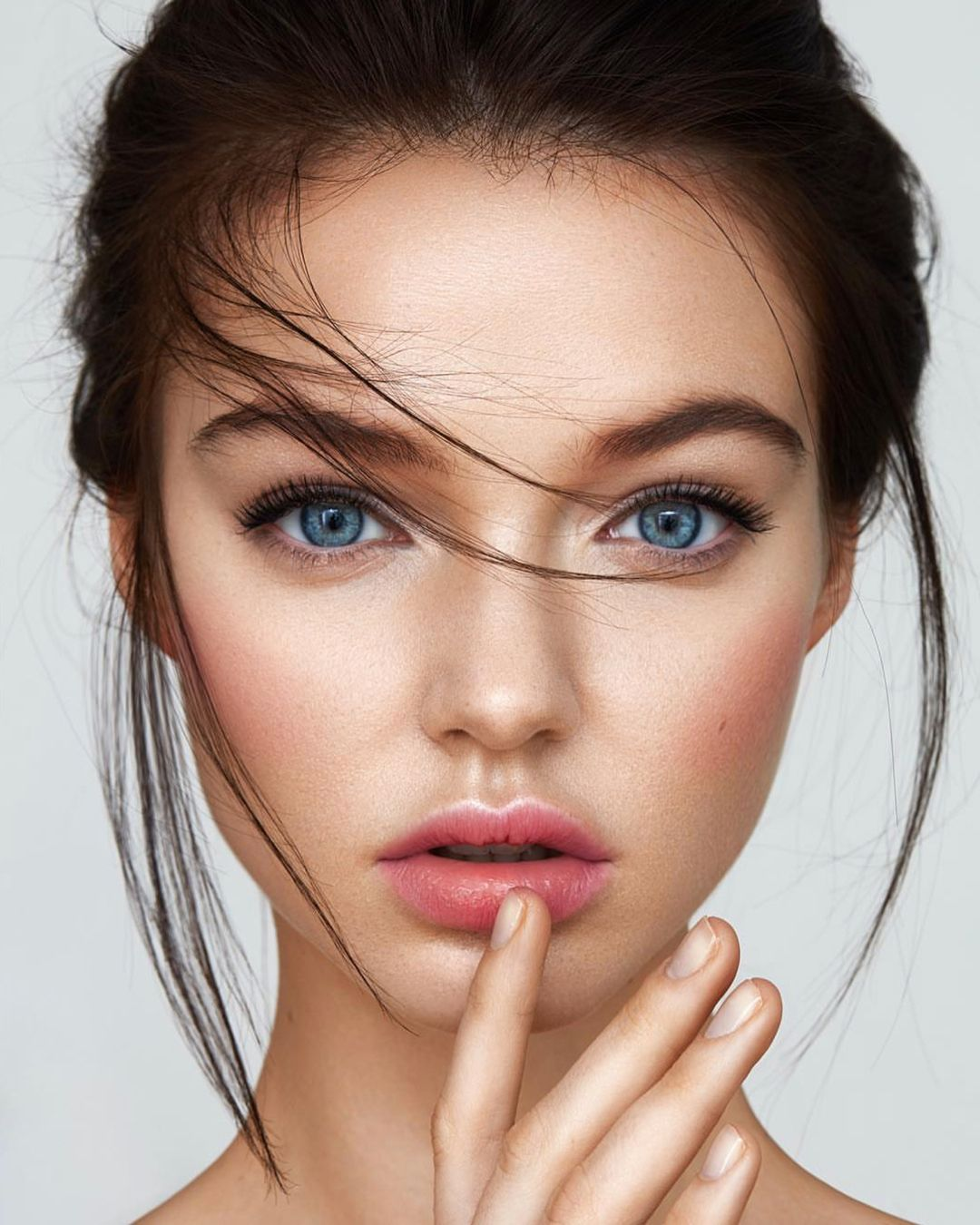 стрижка модели макияжа картинки будет жизнь